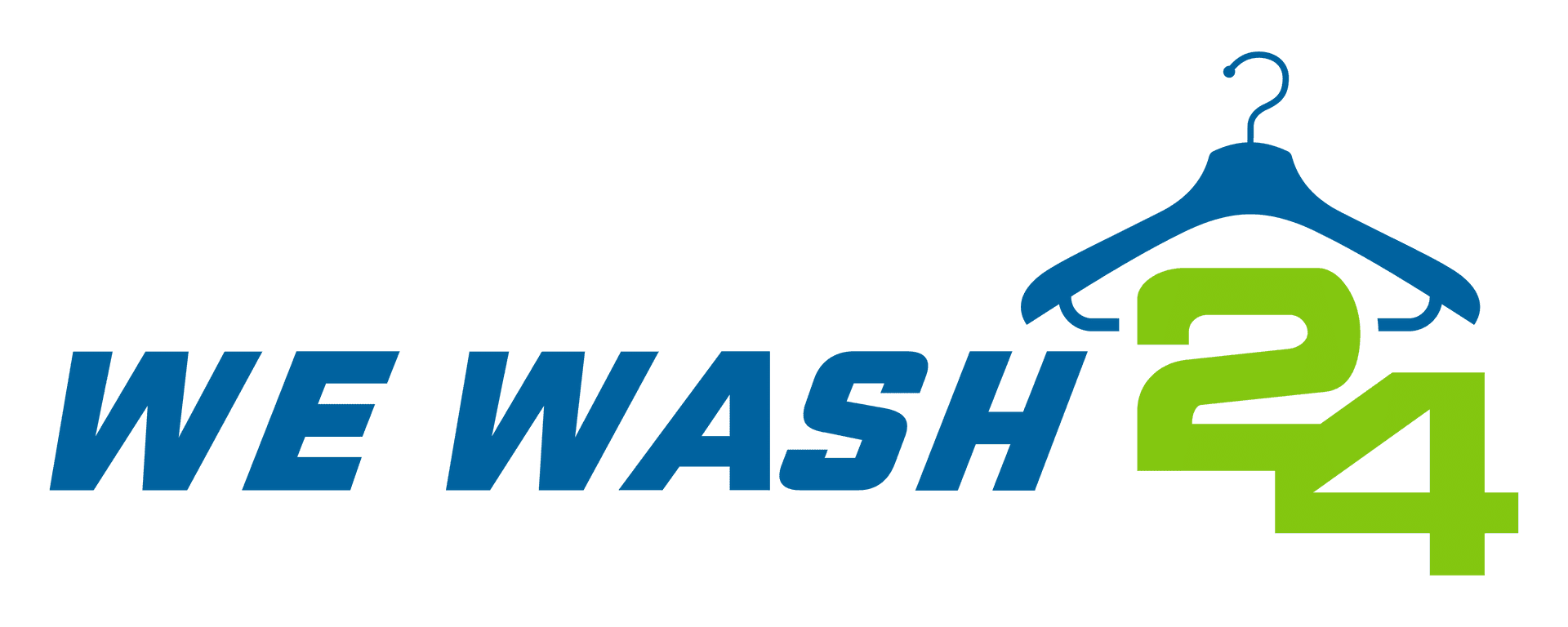 We Wash 24 logo