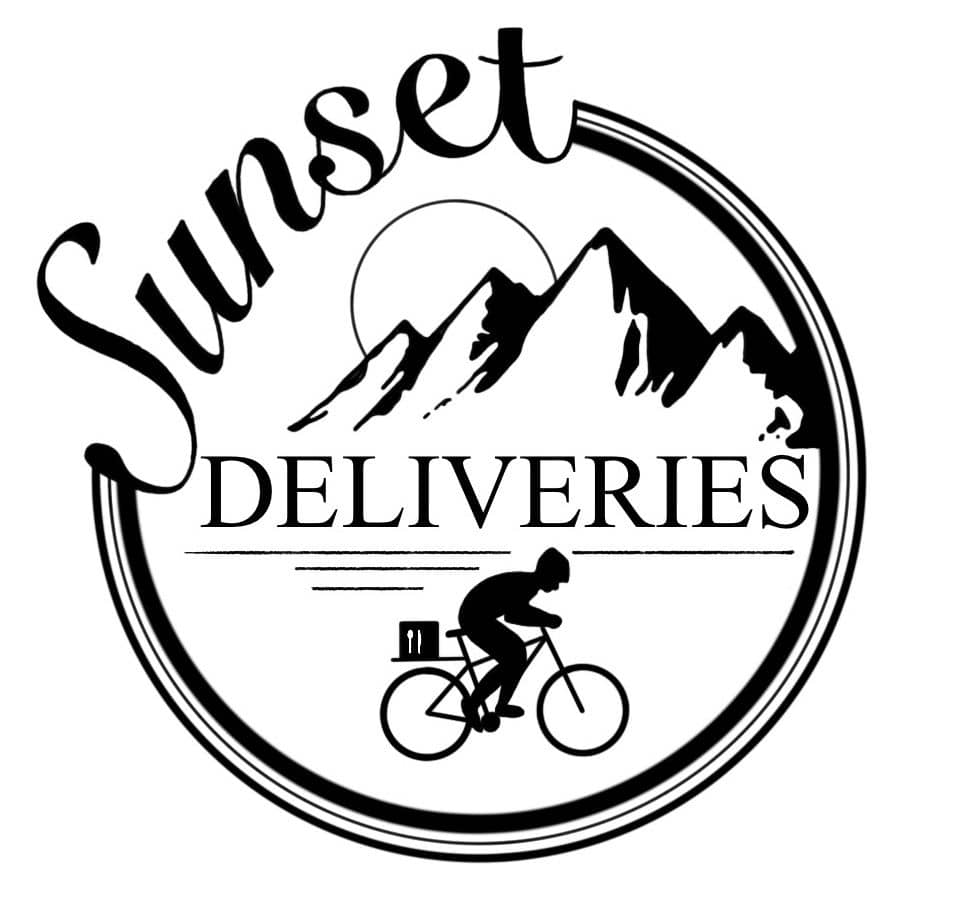 Sunset Deliveries logo