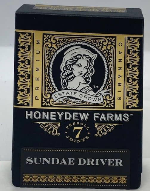 Honeydew Farms 7-Pack Pre Roll Sundae Driver 24.8% THC image