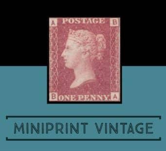 MiniPrint Vintage image