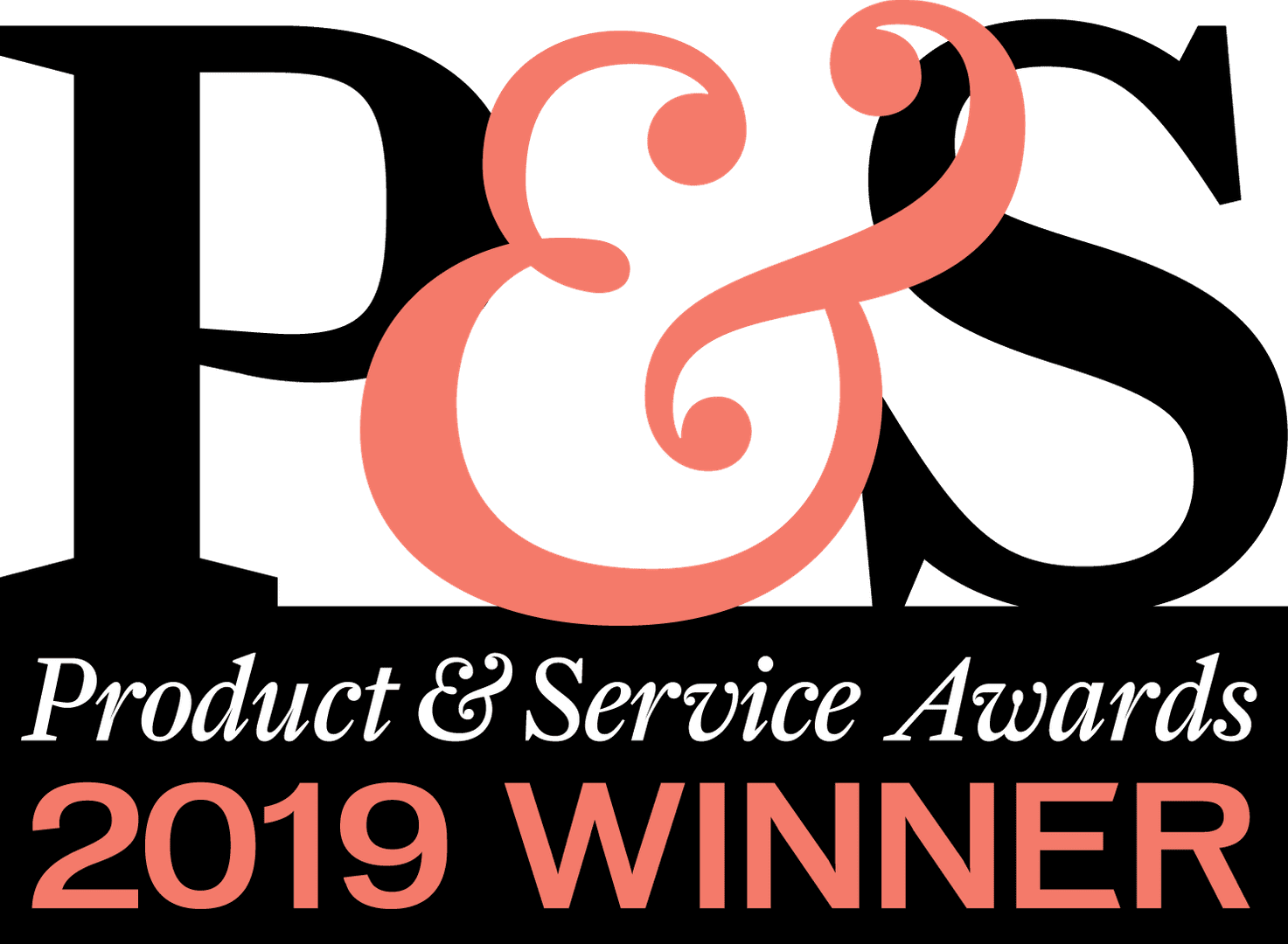 Product & Service Award Winner 2019