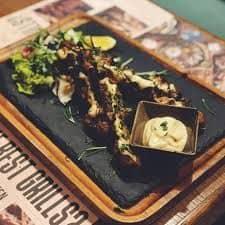Back to Grills Restaurant & Cafe image
