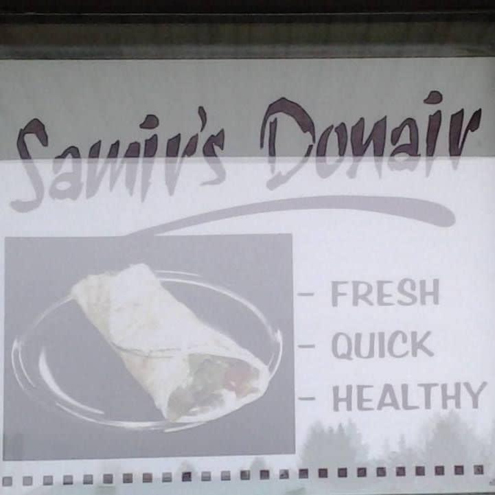Samir's Donair image
