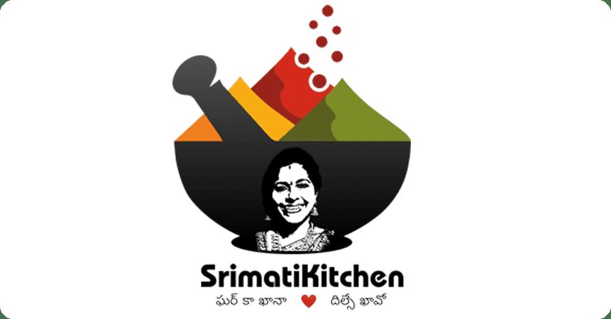 SrimatiKitchen logo