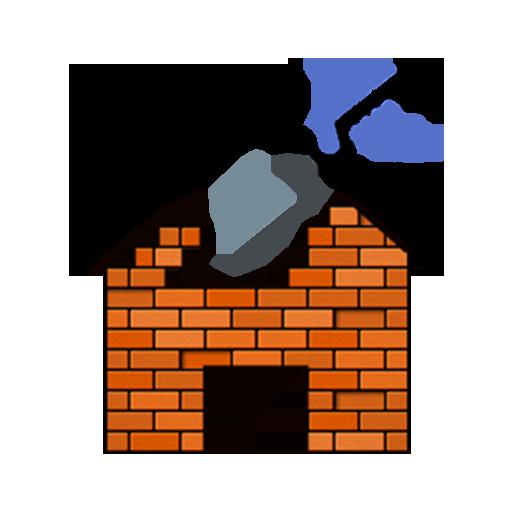 Brick2Wall logo
