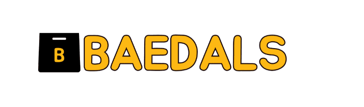 Korean Food Delivery | Low Fee, baedals.com logo