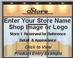 STORE 1 - Name / Brand - Location - Trader Website Address - www.S2D2.CO.UK