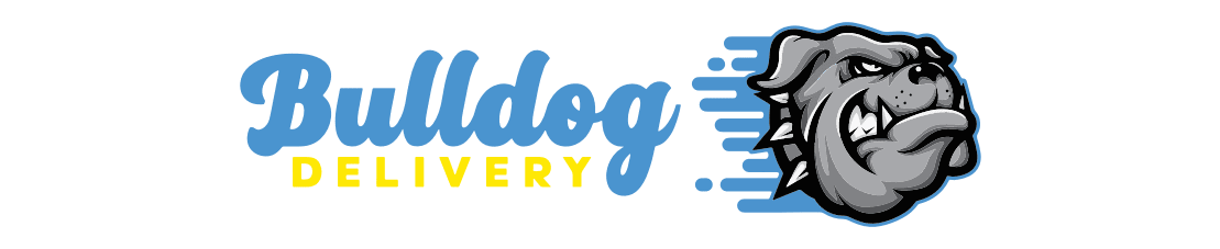 Bulldog Delivery logo