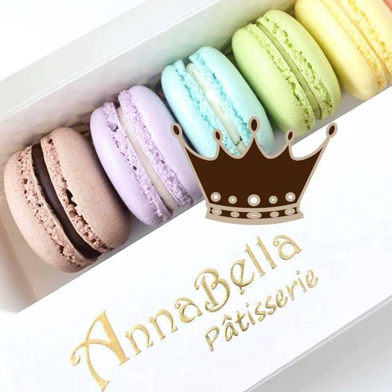 AnnaBella Pâtisserie マカロン Macarons image
