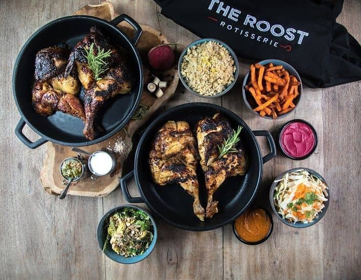 THE ROOST ROTISSERIE RESTAURANT image