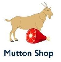 Mutton Raw image