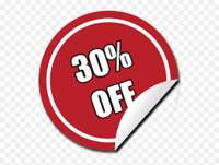 30% OFF image