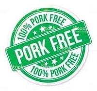 Pork Free image