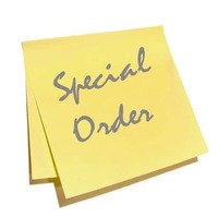 Special Orders image