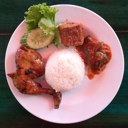 Set Ayam Kampung Bakar image