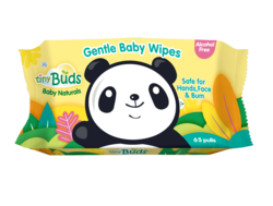 Natural Baby Wipes (65 Pulls) image