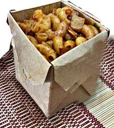 Chicken Macaroni  image