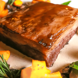 [Ready-to-Heat] Angus Beef Belly  image