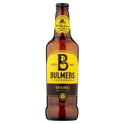 Bulmers Original Cider (500 Ml) image