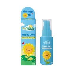 Happy Days Sunflower Massage Oil 50ml image