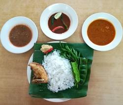 Set Nasi Ayam Kampung  image