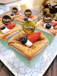 (U.P: $30) Keto Hokkaido Cupcakes (Box of 6) image