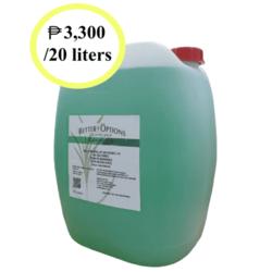 Better Options Sanitizer 20 liters image