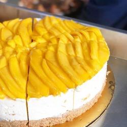 Mango Cheesecake image