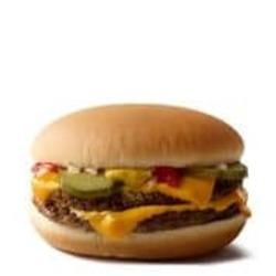 Double Cheeseburger image