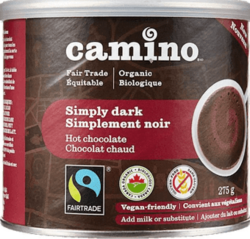 Camino Hot Choc Simply Dark Org 275G image