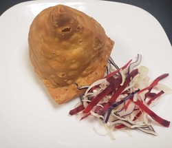 Vegetable Samosa image