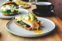 Avocado on Toast image