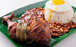 Nasi Lemak Ayam Pandan image