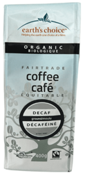 Earth'S Choice Coffee Beans Decaf Org image