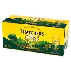 Thatchers Gold (10 x 440 Ml) image