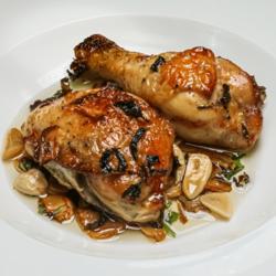 [Ready-to-Heat] Chicken Confit in Garlic & Basil  image