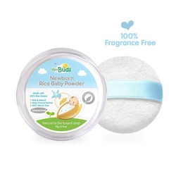 Newborn Natural Rice Baby Powder 70g image