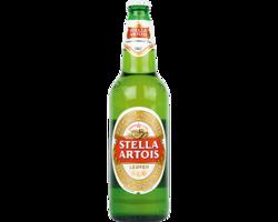 Stella Artois 4.8% 660ml Nrb image