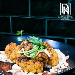 Spiced Roasted Cauliflower - Entree image