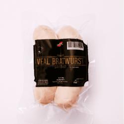 Swiss Gourmet Veal Bratwurst Sausage 200g image