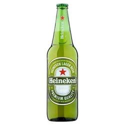 Heineken Lager Beer (650 Ml) image