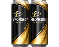 Strongbow 440ml 4 Pack image