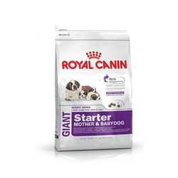 Royal Canin Giant Breed Starter Puppy Food (4 Kg) image