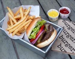 Dude Burger image
