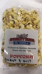Sweet & Salt Popcorn (4oz) image