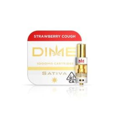 DIME Cartridge - Strawberry Cough image