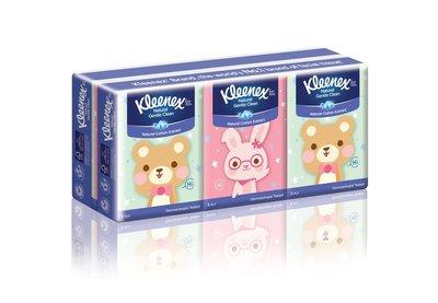 Kleenex Ultra Soft Hanky Pack (Silk) HP 9s x 6 image