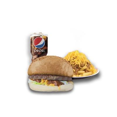 Combo 3 - Chili Beef Burger image