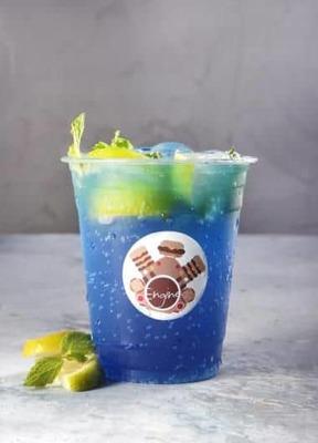 Blue Ocean Mojito image