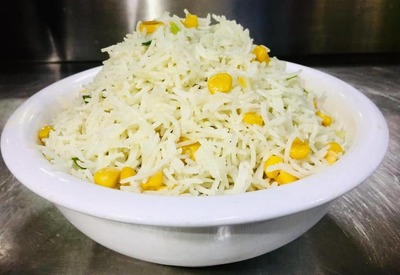 CORN&BUTTER RICE image